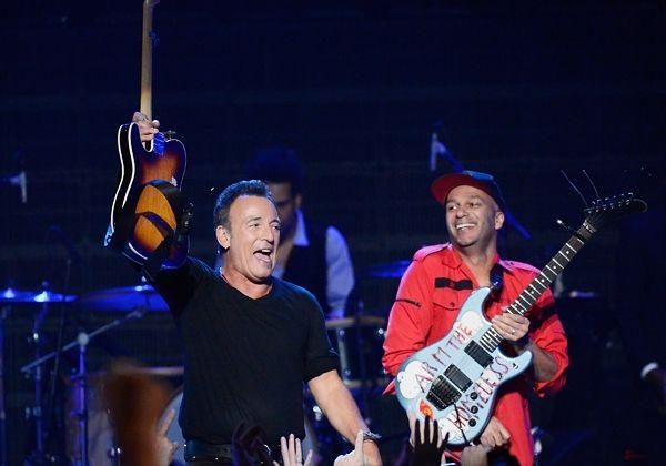 Bruce Springsteen baño El Nuevo Album 'High Hopes': Entrevista Exclusiva | Noticias de Música | Rolling Stone
