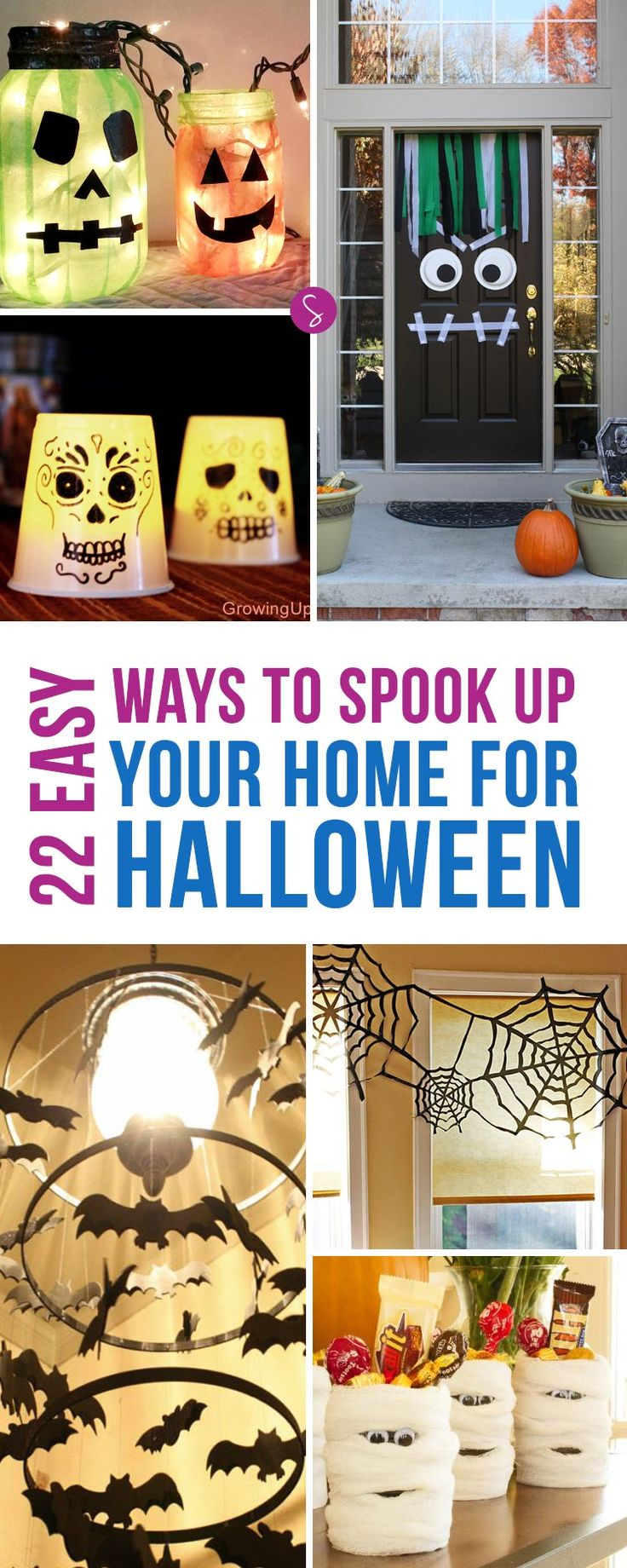 turn your home spooky with these easy halloween decorations for kids