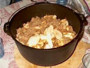 Dutch oven apple cobbler recipe cake mix