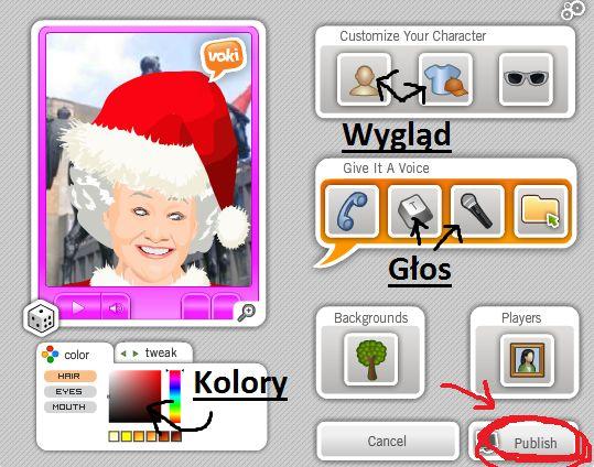 Voki, daje możliwość tworzenia mówiących avatarów. Owszem, mówiących. A zresztą, co będę mówić?! Zobaczcie sami: