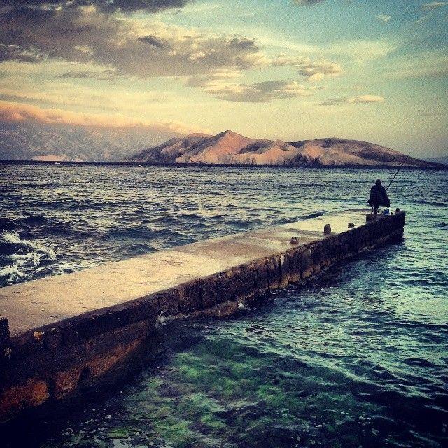 Baska, sea