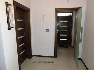 drzwi wewnętrzne, drzwi, drzwi drewniane