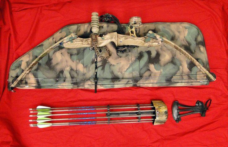 Hoyt Mystic Youth Compound Bow Bundle 50-60lb Beginner Archer Arrows Hunt Target #Hoyt #Mystic #Youth #Compound #Bow #Bundle #Beginner #Hunting #Target #Shooting #Arrows #Archery 0313