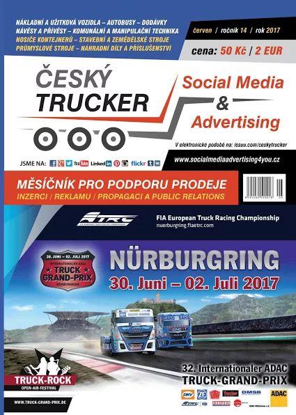 Český Trucker - červen 2017