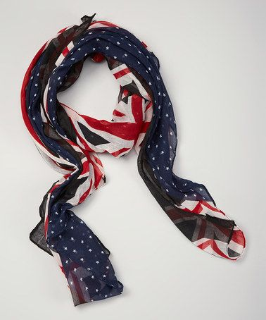 British Flag Scarf for kids