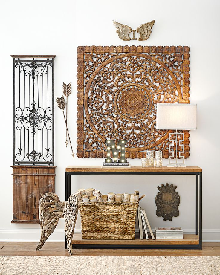 Wall Sculptures Make A Statement. Take Your Blank Wall Up A Notch With Lots  Of Part 69