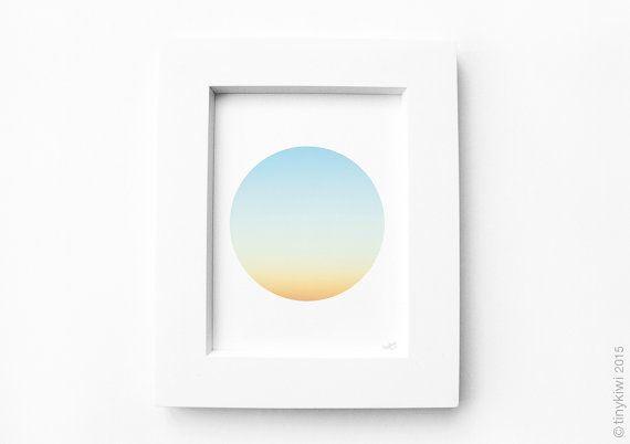 Instant wall art, Modern art, Baby decor, Wall art, Downloadable file, Contemporary, Minimal, Circle art, Photography print, Fine art print