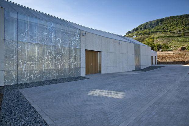 Bazaltbor winery, Badacsony - PLANT Atelier Peter Kis - en.presstletter.com