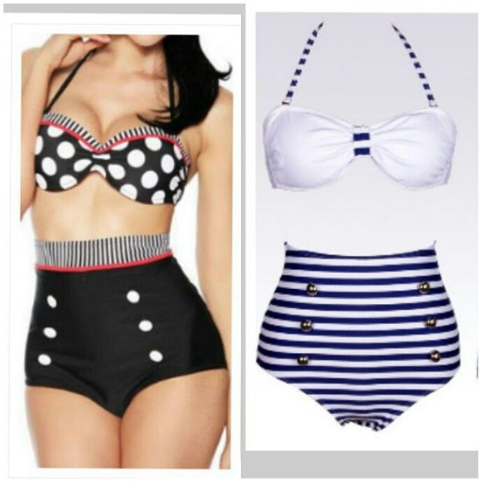 definitely getting a high waisted bathing suit this summer fashion