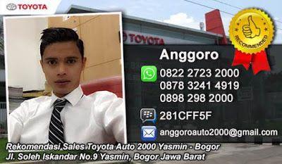 Info Harga, Promo, Diskon, Kredit & Alamat Dealer Toyota di Bogor | Otomotif Nusantara
