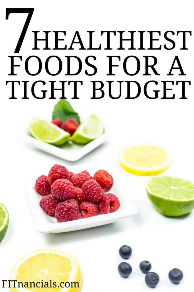 This is such a great list of foods for people who are on a budget and want to eat healthy.