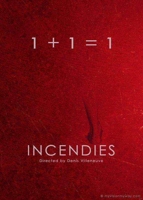 Incendies (2010), dir. by Denis Villeneuve