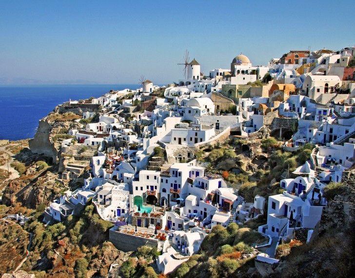 Santorini, GreeceBuckets Lists, Dreams Places, Santorini Greece, Favorite Places, Beautiful Places, Favorite Photos, Amazing Places, Greek Islands, Itravel Places