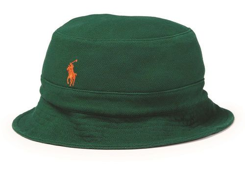 Polo Ralph Lauren Men's Bucket Hat New Forest Green NWT size L/XL