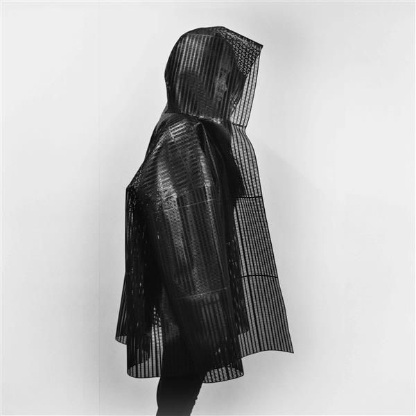 Sylvia Heisel & Scott Taylor on carbon fiber clothing, wearable technology, and the future of 3D printed fashion