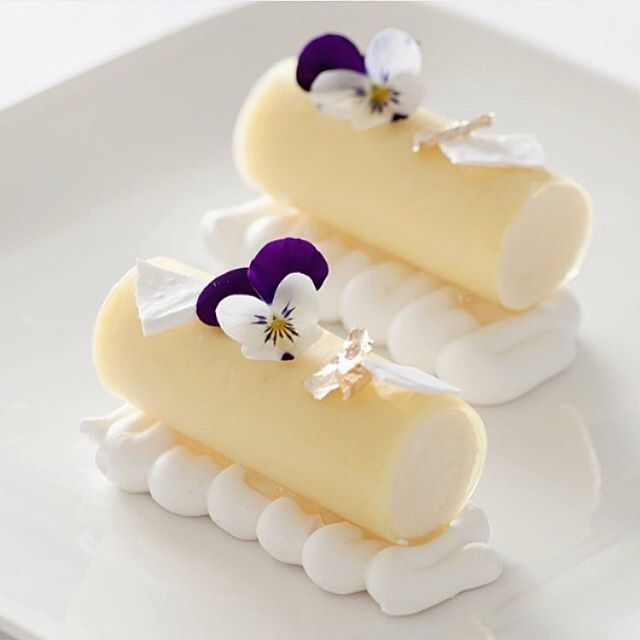 Lemon Mousse.