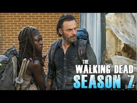 The Walking Dead Season 7 Episode 12 - Say Yes - Video Review!