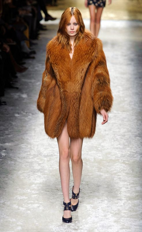 Blumarine - Fall/Winter 2013-2014 Milan Fashion Week
