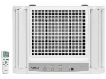 Ar-Condicionado de Janela Consul 7500 BTUs Frio - CCN07DB com Controle Remoto