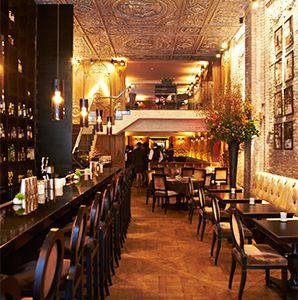 Best New Restaurants - Charlie Bird, Estela, Chez Sardine, Pearl & Ash, Lafayette, Alder,   Travel + Leisure