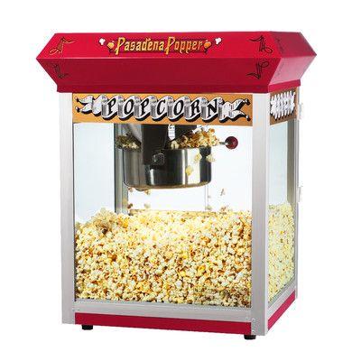 Great Northern Popcorn Bar Style 8 Ounce Antique Popcorn Machine