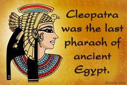 Interesting Facts about Cleopatra
