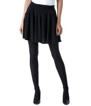 Skater skirt black - Promod