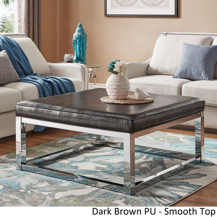 1000 ideas about ottoman coffee tables on pinterest. Black Bedroom Furniture Sets. Home Design Ideas