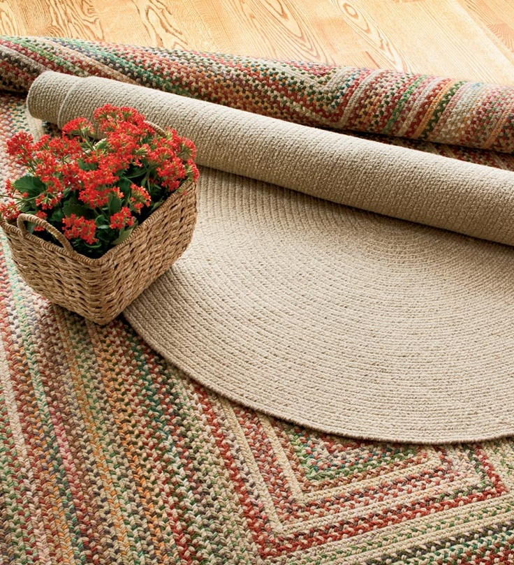 Bear Creek Rectangular Rugs Plow Amp Hearth Colonial