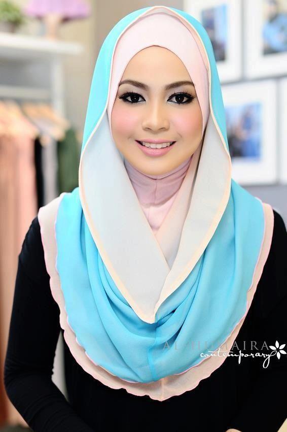 Blue pastel hoodie