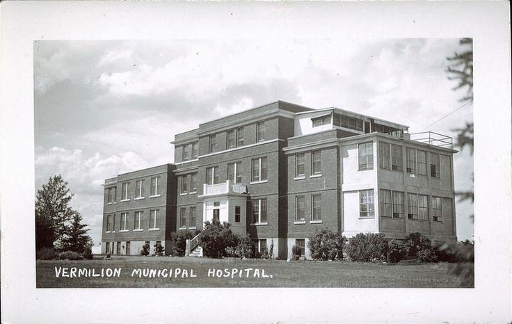 Vermilion Hospital 1920's?