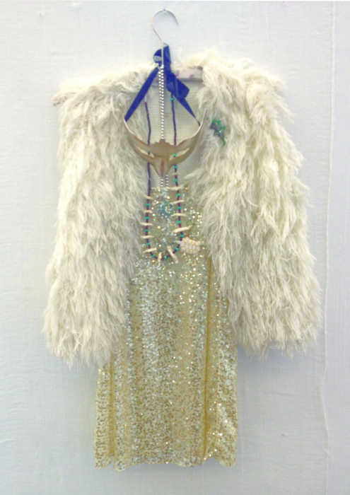A party outfit worn to our masquerade theme holiday party! #freepeople #masquerade