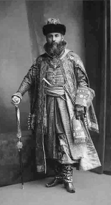 Count Alexei Alexandrovich Bobrinsky (1852-1927)