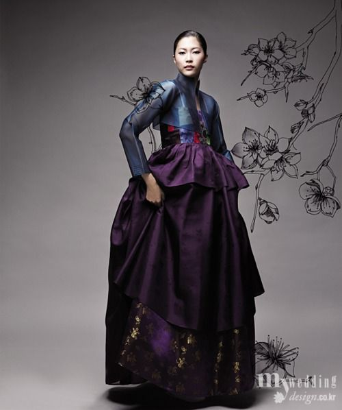 modernized hanbok# Korean dress#