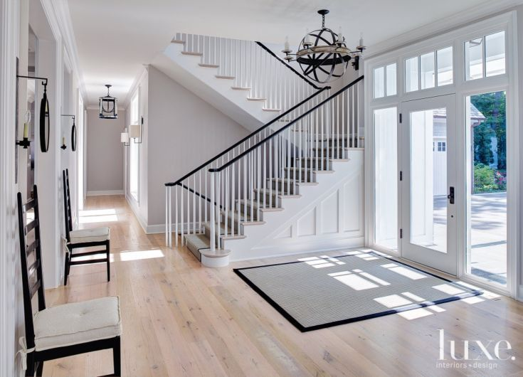 Foyer Staircase Escape : Best images about beach house entrance on pinterest