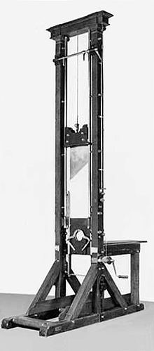 Guillotine – Wikipedia