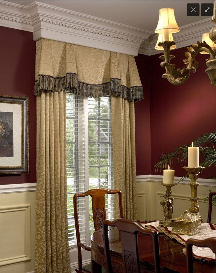 Drapery Valance Window Treatment Blinds And Shade Curtain Wallpaper Ideas