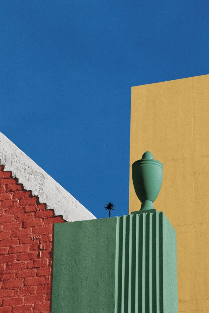 Franco Fontana: Los Angeles, 1990.