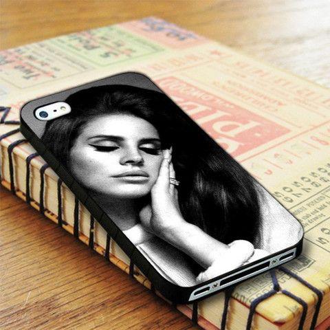 Close Eye Lana Del Rey iPhone 4|iPhone 4S Case