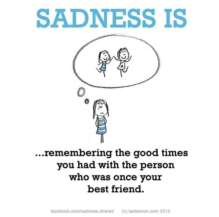 Sad Quotes Best Friend: 17 Best Images About °•.~SaDneSs IS {LaStleMon}~.•° On