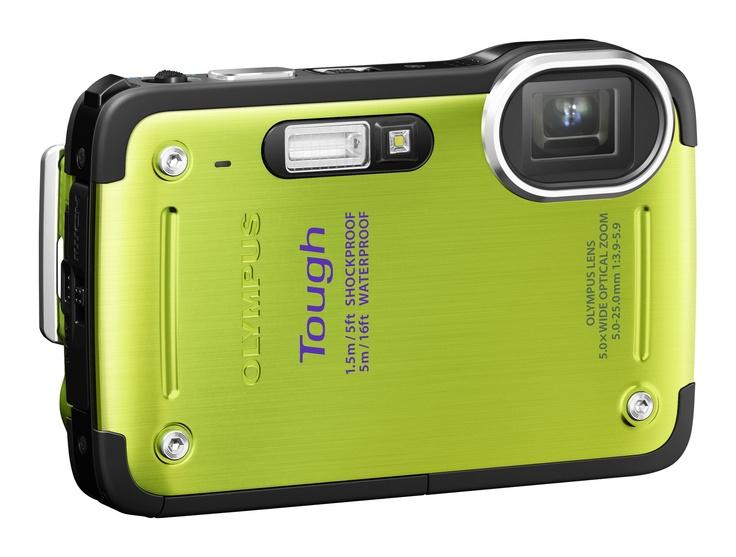 Appareil photo numérique compact OLYMPUS Tough TG 620 vert