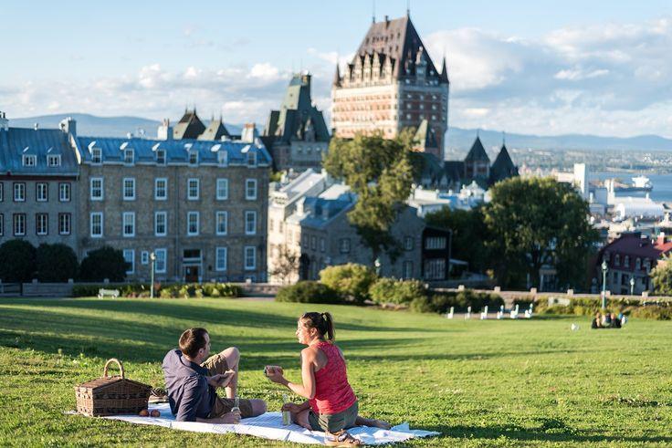 Los mejores tips para una escapada romántica a Quebec.