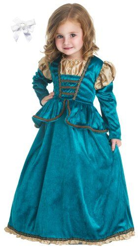 Beautiful Blue Princess Costumes For Girls #blue #beautiful #costumes