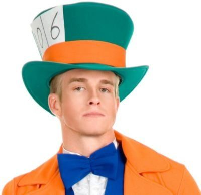 Best 25 Mad Hatter Costumes Ideas On Pinterest