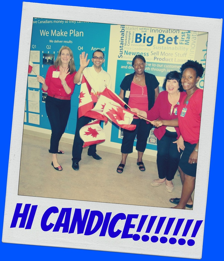 Hi Candice! From the Operation Capability Development Team at HO!