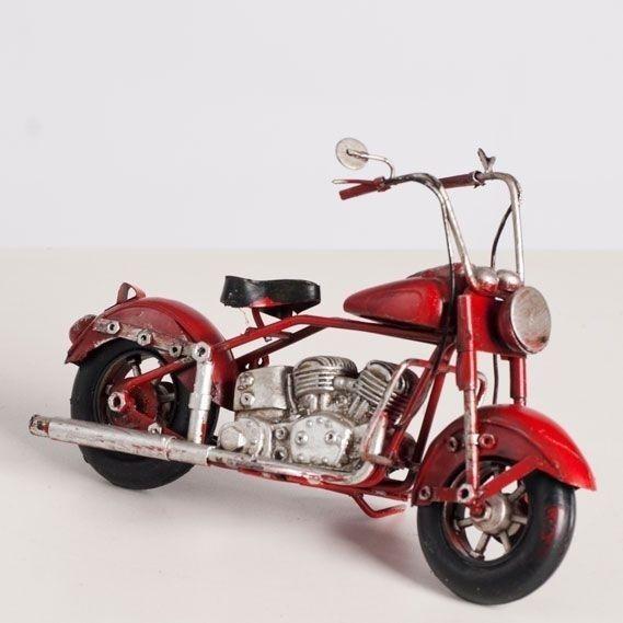 Miniatura Moto Indian - Machine Cult - Kustom Shop | A loja das camisetas de carro e moto
