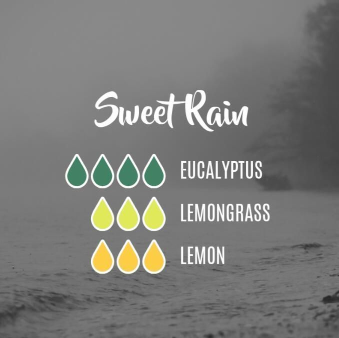 Best essential oils blend for rainy days