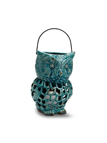 Teal Lanterns, Candles and Candle Holders - Oh Teal!