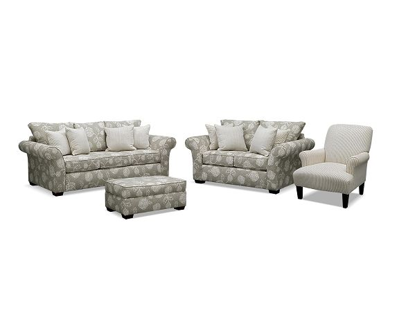 Adele Upholstery Collection   Value City Furniture