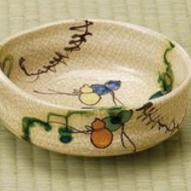 お道具 馬盥茶碗2